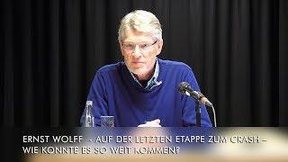 Deutschland im Horrortrain zur Finanzapokalypse
