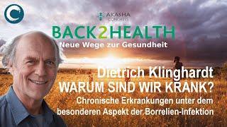 Dr. med. Dietrich Klinghardt: Warum sind wir krank?  Akasha Congress B2H 2016