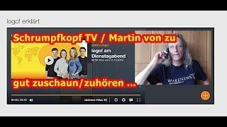 Trailer: LOGO bzgl. Halle und Rechtsextremismus (gut zuschauen/zuhören) ...