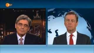 2014 - Wie der Propaganda-Macher des ZDF Kleber abgewatscht wird