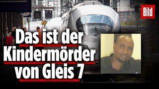 Habte Araya war auf der Flucht vor der Schweizer Polizei | Frankfurter Hauptbahnhofs