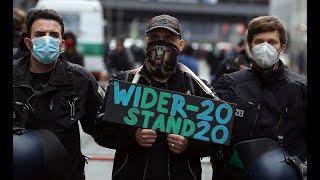 WER oder WAS steckt hinter der Corona Partei Firma Widerstand2020 ???