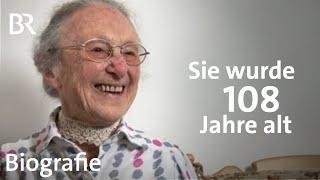 Anna Lang - Biografie - 108 Jahre alt