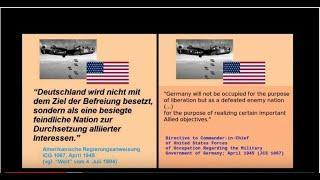 Der geheime Krieg gegen dide Deutschen und seine historischen Wurzeln = Auf zur #Freiheit & #Frieden