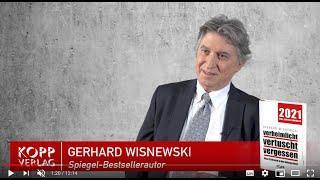 Gerhard Wisnewski über verheimlicht vertuscht vergessen 2021