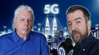 Global 5G WIFI: You Won't Believe What They NOW Have Planned For Humanity! With David Icke!