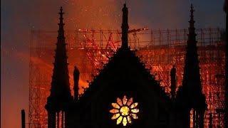 Notre Dame: vor langem vorausgesagt.