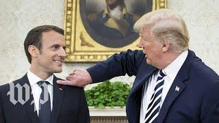 Oh Donald, du bist einfach etwas anders als andere....