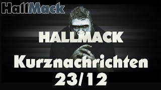 HallMack Kurznachrichten 23/12