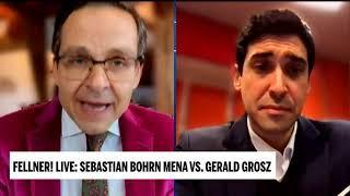 Der Lockdown bis April? Die Demos gegen die Regierung! Gerald Grosz im Fellner Live Duell