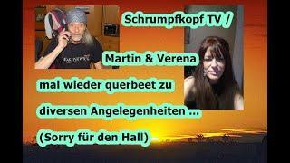 Trailer: Schrumpfkopf TV / Martin & Verena mit einem Querbeet-Streifzug ...