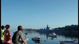 Russian Warships Dock In Cuba, A Mere 100 Miles Off US Coast
