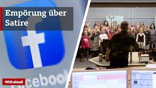 Aufregung um Facebook-Video von WDR 2 | WDR Aktuelle Stunde