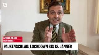 Österreich im ewigen Lockdown - Gerald Grosz im Live-Interview für oe24.tv
