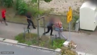 BKA-LAGEBILD: Gewalt von Zuwanderern gegen Deutsche nimmt zu