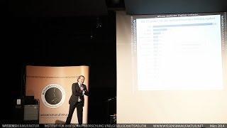 Wir sind nicht verschuldet! Andreas Popp Vortrag Ortsunion Holsen