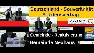 Deutschland-Souveränität-Friedensvertrag - Gemeinde Reaktivierung mit Matthias Klama