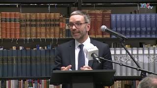 Herbert Kickls Rede in Berlin, eingeladen von der AfD
