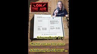 """Trailer: """"SGB XII bedrohter Gast bei Martin von Schrumpfkopf TV mit anschließendem Widerspruch"""" ..."""