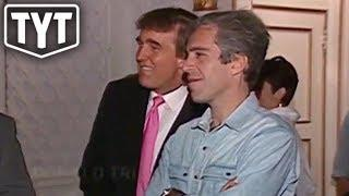 New Footage Of Trump And Epstein Eying Up Women