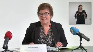 Pressekonferenz zur Impfstrategie des Landes Sachsen-Anhalt