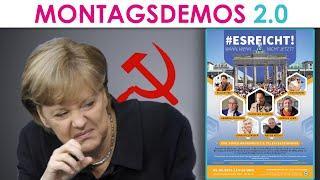 Angela Merkel, es reicht! Stellt Euch Fragen zu diesen Fakten! Montagsdemos in Berlin ab 5.4.21 !!!
