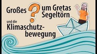 Großes Fragezeichen um Gretas Segeltörn und die Klimaschutzbewegung | 21.09.2019 | www.kla.tv/14941