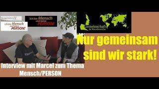 Nur gemeinsam sind wir stark! - Interview mit :Marcel:Jorns - Wake News Radio/TV 20200113