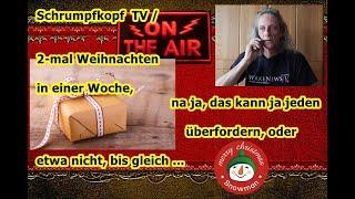 Trailer: Schrumpfkopf TV / Zweimal Weihnachten in ner Woche, Danke Toss & Dom ...