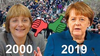 Angela Merkel über Flüchtlinge / Migration 2000 - 2019