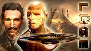Pyramidenlüge Die Anunnaki Nikola Tesla Connection Vertuschung der Freien Alien Energiemaschine
