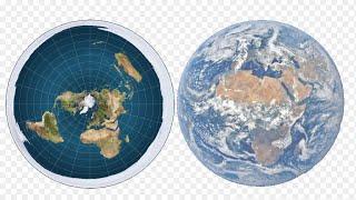 UMLAUFBAHNBRECHEND Kugel oder Scheibe - Erde oder Welt ::: Oben oder Unten