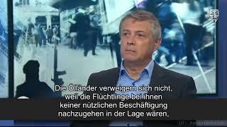 Ungarischer Geheimdienst warnt vor Bürgerkrieg in Europa