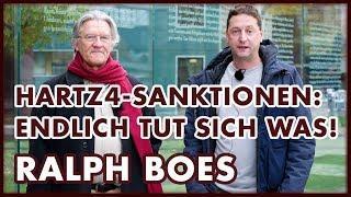 Ralph Boes 2019 = Das neu Urteil zu den Hartz4-Sanktionen.