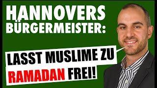 Muslimischer Bgm. forderte Ramadan-Amnestie für muslimische Häftlingen