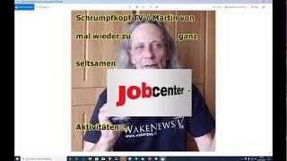 Trailer: Schrumpfkopf TV / Martin von zu den nächsten Jobcenter-Seltsamkeiten ...