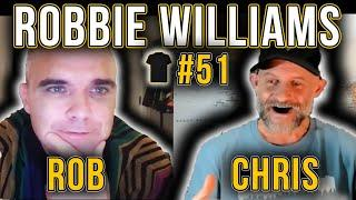 Pedo-Gate - Satanism - Robbie Williams and Chris Thrall PART 1