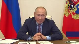 3.8.2020 Putin zum Impfen