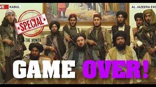 Afghanistan - irre Meldungen aus den Medien - von und mit Tim Kellner