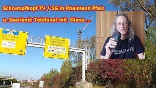 Trailer: Schrumpfkopf TV / 5 G in Rheinland Pfalz und Saarland; Telefonat mit Diana ...