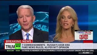 Die sieben Gebote der Fake News