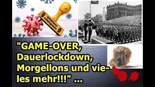 """""""GAME-OVER, Dowerlockdown, Morgellons und vieles mehr!!!"""" ..."""