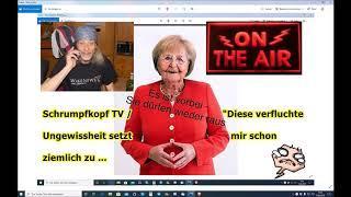 """Trailer: Schrumpfkopf TV / """"Diese verfluchte Ungewissheit setzt mir schon ziemlich zu"""" ..."""