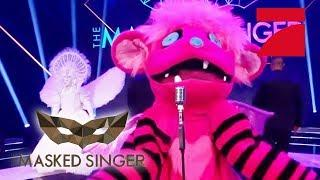 Sie kommen ohne Satan und Vampire nicht aus | The Masked Singer
