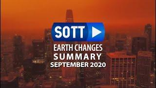 September 2020: Extreme Weather, Planetary Upheaval, Meteor Fireballs