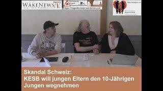 Skandal Schweiz: KESB will jungen Eltern den 10-jährigen Jungen wegnehmen