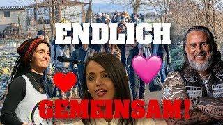 SENSATION! MIT Sawsan Chebli und Carola Rackete FÜR FLÜCHTLINGE!