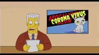 Coronavirus - Fake-Krise - Die Simpsons