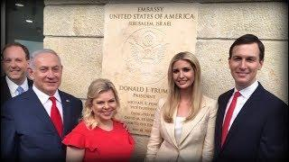 ✡️ Historic: US Embassy Opens in Jerusalem Amid Protests