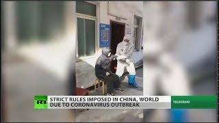 Rare video: Life in coronavirus-stricken China (Full show)